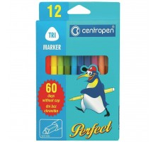 Фломастеры Centropen 2510 Perfect, 12 colors (2510/12)