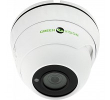 Камера видеонаблюдения GreenVision GV-077-IP-E-DOF20-20 (Антивандальная IP камера Green Vision GV-077-IP-E-DOF20-20)
