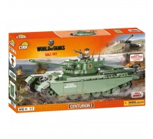 Конструктор Cobi World Of Tanks Центурион 610 деталей (5902251030100)