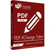 ПО для работы с текстом Tracker Software PDF-XChange Editor Plus 5 User Pack including 1 year of main (5 User Pack)
