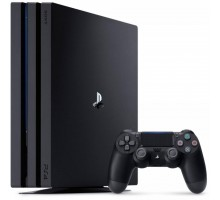 Игровая консоль SONY PlayStation 4 Pro 1Tb Black (9937562)
