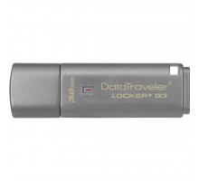 USB флеш накопитель Kingston 32GB DataTraveler Locker+ G3 USB 3.0 (DTLPG3/32GB)