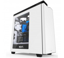Корпус NZXT H440 White/Black Window (CA-H442W-W1)