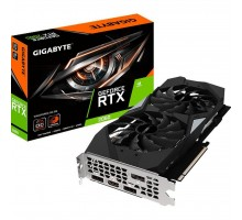 Видеокарта GIGABYTE GeForce RTX2060 6144Mb WINDFORCE OC (GV-N2060WF2OC-6GD)