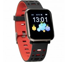 Смарт-часы Gelius Pro GP-CP11 Plus (AMAZWATCH 2020) (IP68) Black/Red (Pro GP-CP11 Plus Black/Red)