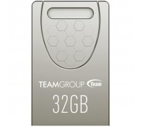 USB флеш накопитель Team 32GB C156 Silver USB 2.0 (TC15632GS01)
