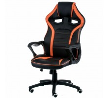 Кресло игровое Special4You Game black/orange (000003511)