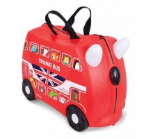 Чемодан Trunki Boris Bus (0186-GB01-UKV)