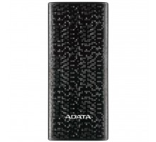 Батарея универсальная ADATA P10000 Black (1000mAh out 2*5V*2.1A max, cable) (AP10000-DUSB-CBK)