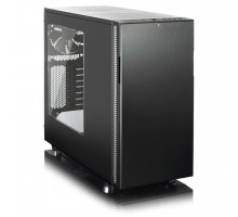 Корпус Fractal Design DEFINE R5 Blackout Edition Window (FD-CA-DEF-R5-BKO-W)