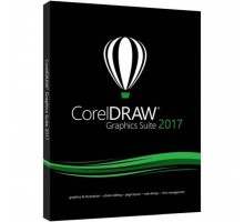 ПО для мультимедиа Corel CorelDRAW Graphics Suite 2017 RU Windows (CDGS2017RU)