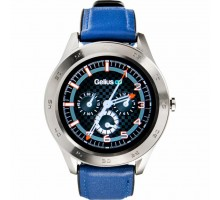 Смарт-часы Gelius Pro GP-L3 (URBAN WAVE 2020) (IP68) Silver/Dark Blue (Pro GP-L3 (URBAN WAVE 2020) Dark Blue)