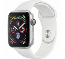 Смарт-часы Apple Watch Series 4 GPS, 44mm Silver Aluminium Case (MU6A2UA/A)