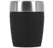 Термокружка TEFAL TRAVEL CUP 0.2L silver/black (K3081314)