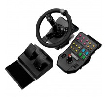 Руль Logitech G Heavy Equipment Bundle (945-000062)