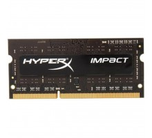 Модуль памяти для ноутбука SoDIMM DDR3L 4GB 1600 MHz HyperX Impact Kingston (HX316LS9IB/4)