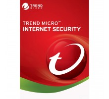 Антивирус Trend Micro Internet Security 2018 3 Users 1Year, Multi Language License (TI10972440)