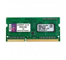 Модуль памяти для ноутбука SoDIMM DDR3 4GB 1600 MHz Kingston (KVR16S11S8/4G)