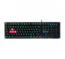 Клавиатура A4tech Bloody B180R RGB Black