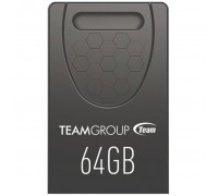 USB флеш накопитель Team 64GB C157 Black USB 3.0 (TC157364GB01)