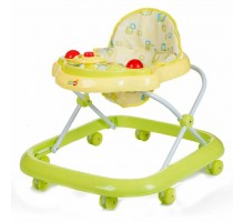 Ходунки BabyHit Action Green (21736)