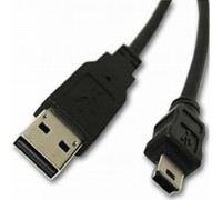 Дата кабель USB 2.0 AM to Mini 5P, 0.8m Atcom (3793)