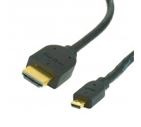 Кабель мультимедийный HDMI A to HDMI D (micro), 3.0m Cablexpert (CC-HDMID-10)