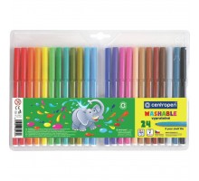 Фломастеры Centropen 7790/24 Washable, 24 colors (7790/24 ТП)