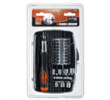 Набор инструментов BLACK&DECKER A7062-XJ 40 предм. (A7062)