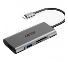Порт-репликатор Acer 7-in-1 Type C dongle (HP.DSCAB.001)