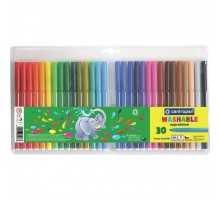 Фломастеры Centropen 7790/30 Washable, 30 colors (7790/30 ТП)