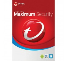 Антивирус Trend Micro Maximum Security 2018 5 Users 1Year, Multi Language, License (TI10973166)