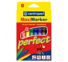 Фломастеры Centropen 8610 Maxi Perfect, 8 colors (8610/08)