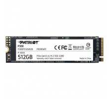 Накопитель SSD M.2 2280 512GB Patriot (P300P512GM28)