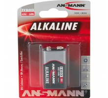Батарейка Ansmann Крона Alkaline Red 6LR61 * 1 (1515-0000)