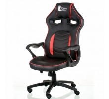 Кресло игровое Special4You Nitro black/red (000003681)