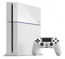 Игровая консоль SONY PlayStation 4 500Gb Glacier White (PS719466918)