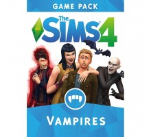 Игра Maxis The Sims 4: Вампиры. Дополнение (sims4-vampires)
