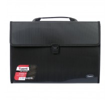 Папка - портфель Axent В4, 3 compartments, black (1602-01-А)
