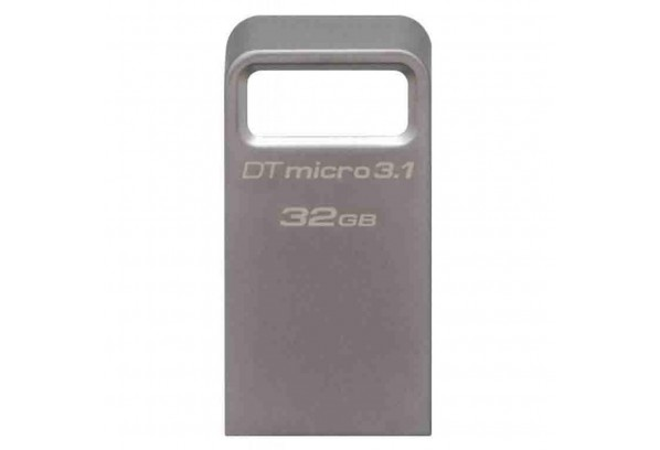 USB флеш накопитель Kingston 32Gb DT Micro USB 3.1 (DTMC3/32GB)