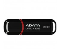 USB флеш накопитель ADATA 32Gb UV150 Black USB 3.0 (AUV150-32G-RBK)