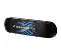 USB флеш накопитель Silicon Power 16GB BLAZE B10 USB 3.0 (SP016GBUF3B10V1B)