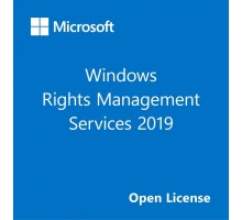 ПО для сервера Microsoft Windows Rights Mgmt Services CAL 2019 SNGL OLP NL DvcCAL (T98-02900)