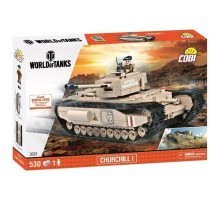 Конструктор Cobi World Of Tanks Mk IV Черчиль I 530 деталей (5902251030315)