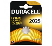 Батарейка Duracell CR 2025 / DL 2025 * 1 (0003940212595008946)