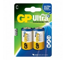 Батарейка C GP Ultra Plus Alkaline LR14 * 2 GP (14AUP-U2)