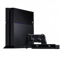 Игровая консоль SONY PlayStation 4 1TB (CUH-1208) + Camera PS4 (200620)