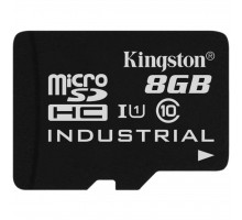 Карта памяти Kingston 8Gb microSDHC class 10 USH-I (SDCIT/8GBSP)