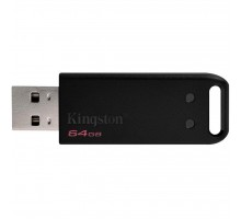 USB флеш накопитель Kingston 64GB DataTraveler 20 USB 2.0 (DT20/64GB)