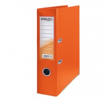 Папка - регистратор Delta by Axent double-sided PP 7,5 cм, assembled, orange (D1712-09C)